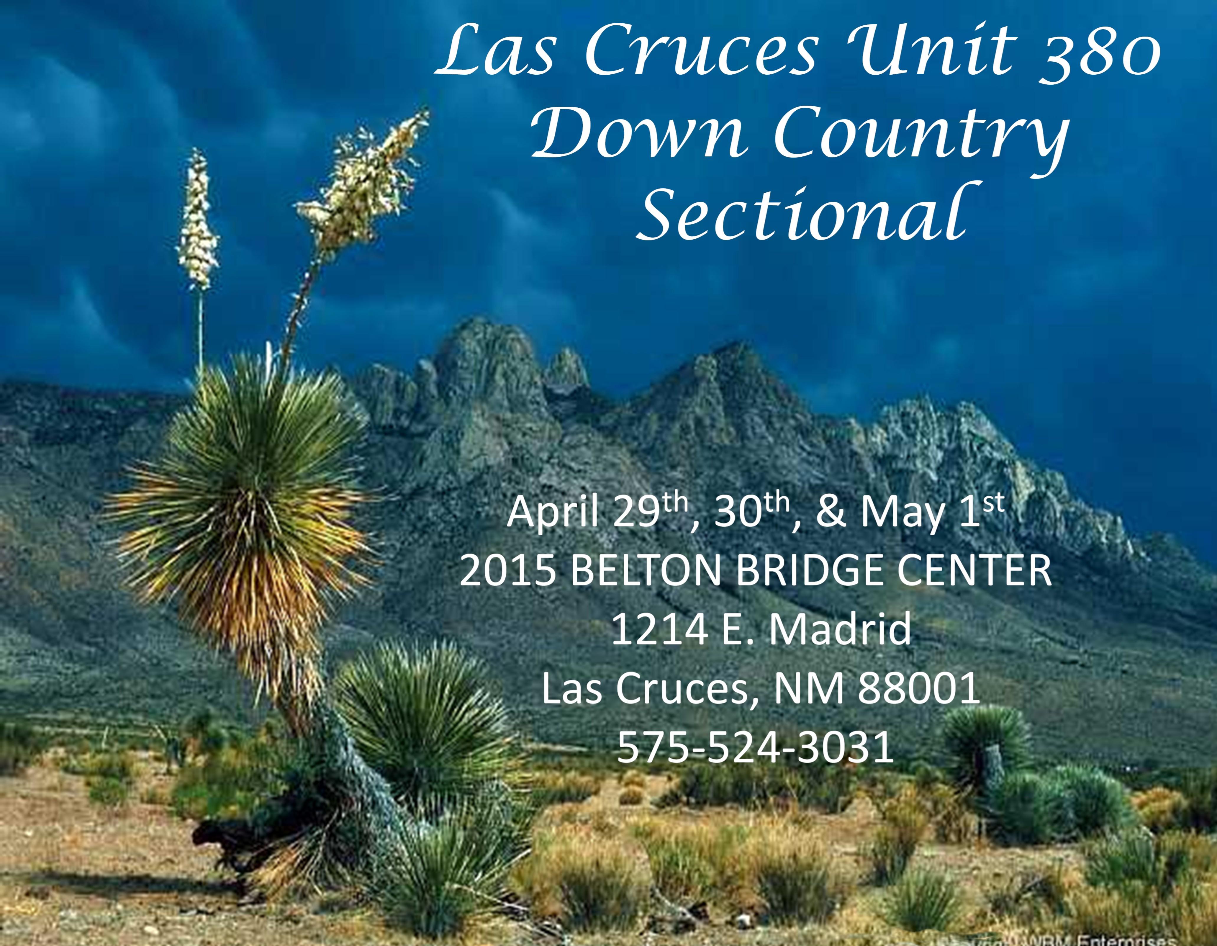 Las Cruces April 2016
